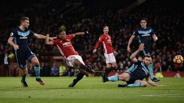 Premier League: Melhores momentos de Manchester United 2 x 1 Middlesbrough