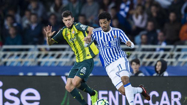 Veja os melhores momentos do empate entre Real Sociedad e Espanyol por 1 a 1 por LaLiga