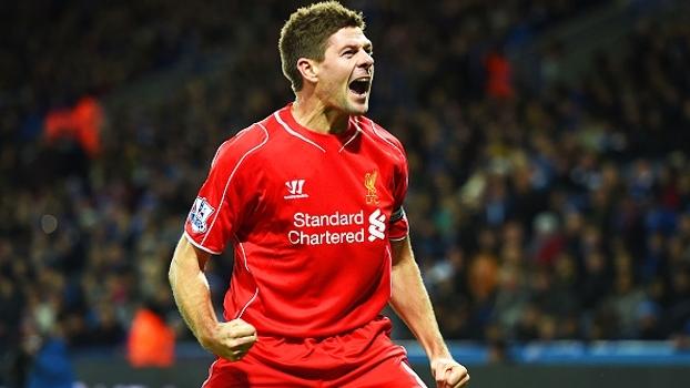 Três dedos de Gerrard, passe açucarado de Coutinho e mais; reveja assistências maravilhosas do Liverpool