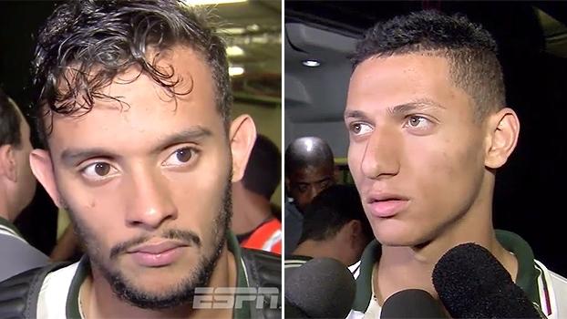 Scarpa diz que vitória dá confiança, e Richarlison comemora gol: 'Levir falou para apertar o Vaz'