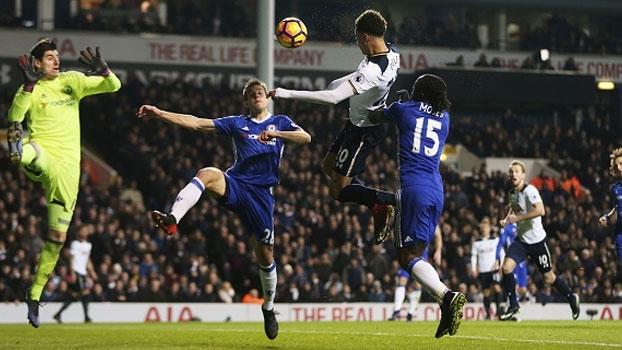 Premier League: Gols de Tottenham 2 x 0 Chelsea