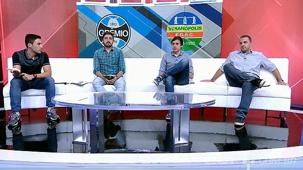 Tironi avalia partida 'discreta' de Barrios: 'Poderia ter rendido mais'