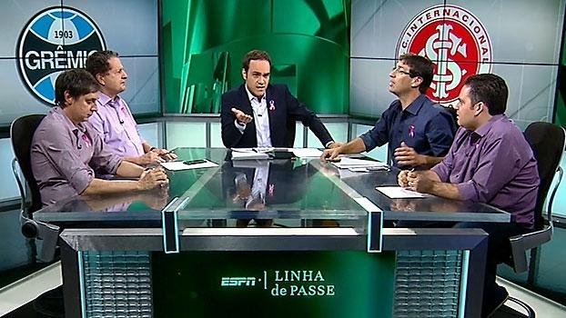 Para Arnaldo, vencer o Gre-Nal pode empurrar o Inter na reta final do Brasileiro