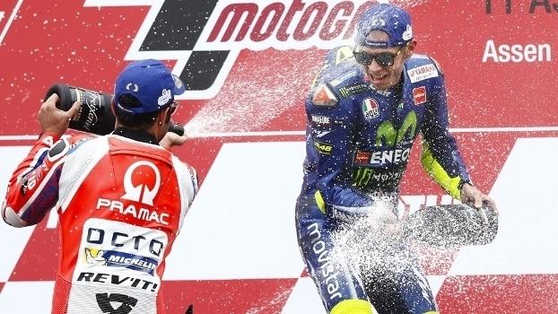 MotoGP: Melhores momentos do Grande Prêmio da Holanda