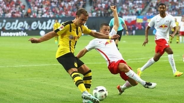 Alemão: Melhores momentos de RB Leipzig 1 x 0 Borussia Dortmund