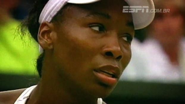 Em 2005 Venus Williams conquistava tricampeonato de Wimbledon