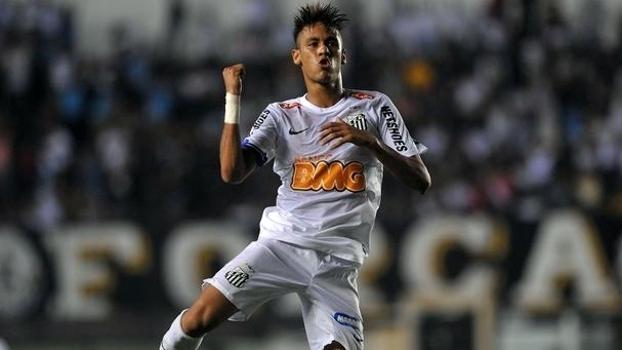 2012: Com show de Neymar, Santos bateu Palmeiras e carimbou queda do rival