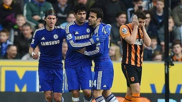 Assistir Hull City x Chelsea ao vivo  01/10/2016