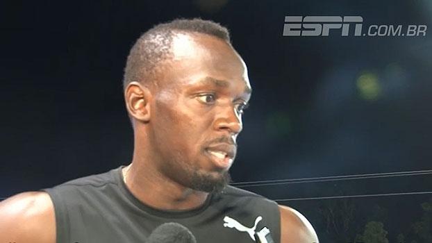 Bolt fala sobre última temporada na carreira e preparação para o Mundial