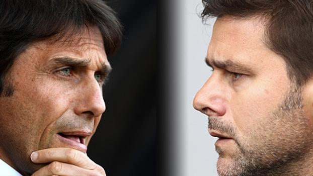 Para Pochettino, Chelsea é favorito; Conte diz que Tottenham não é 'azarão' na Copa da Inglaterra