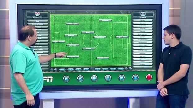 5ee36ca201 Fluminense encara o Grêmio na estreia de Ronaldinho Gaúcho - ESPN