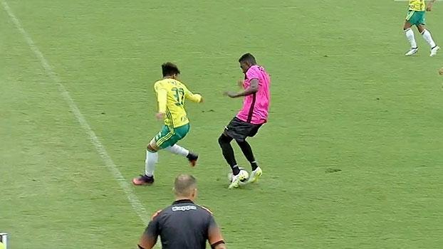 Caneta humilhante, festival de carrinhos e goleada são destaques no dia do Palmeiras