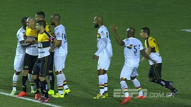 Série B: Gol de Criciúma 1 x 0 Sampaio Corrêa