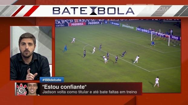 Jorge Nicola atualiza situação do zagueiro Pablo, do Corinthians