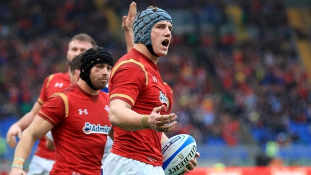 País de Gales atropela Itália em sua estreia pelo Six Nations e vence por 33 a 7