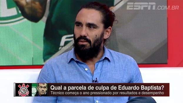 Sorín destaca Cássio e jovens durante clássico e fala de erro de árbitro: 'Tinha tempo para resolver no momento'