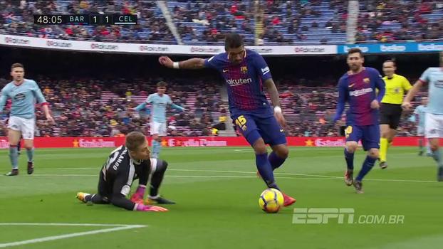 Com assistência, quase golaço e bela atuação; veja a partida de Paulinho contra o Celta de Vigo