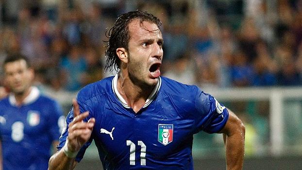 Eliminatórias Europeias: Gols de Itália 1 x 0 Bulgária