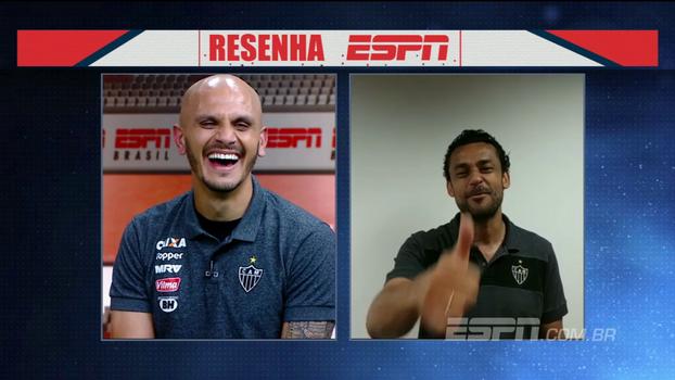 Fred entrega, e Fábio Santos relembra invasão em treino do Corinthians: 'Rezei até para São Marcos naquele dia'