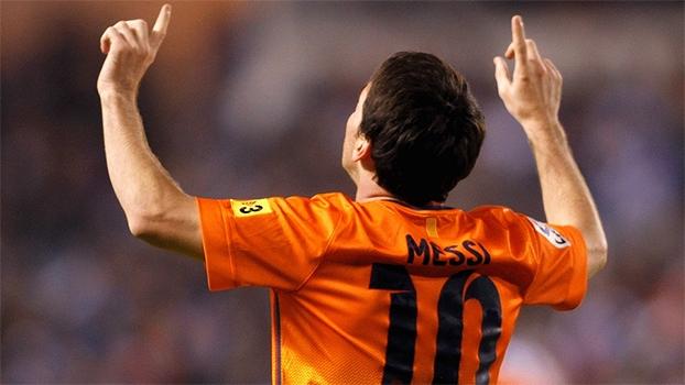 Rivais em campo, argentinos Messi e Higuain são destaques nos golaços do fim de semana internacional