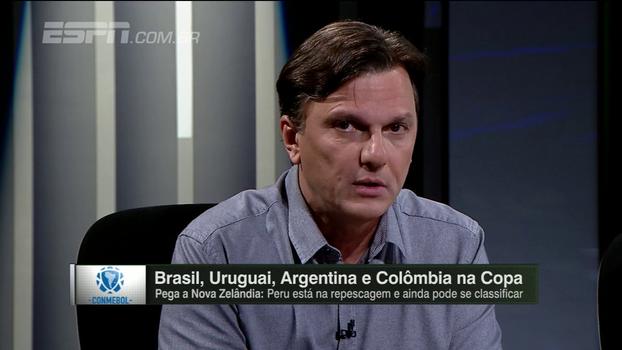 Mauro Cezar Pereira: 'A Argentina nunca deu ao Messi uma seleção à altura'