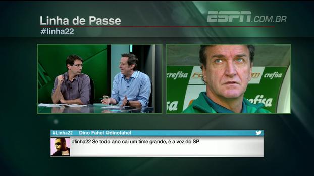 Gian: 'Foi um Palmeiras que lembrou aquele do primeiro turno do Brasileirão do ano passado'