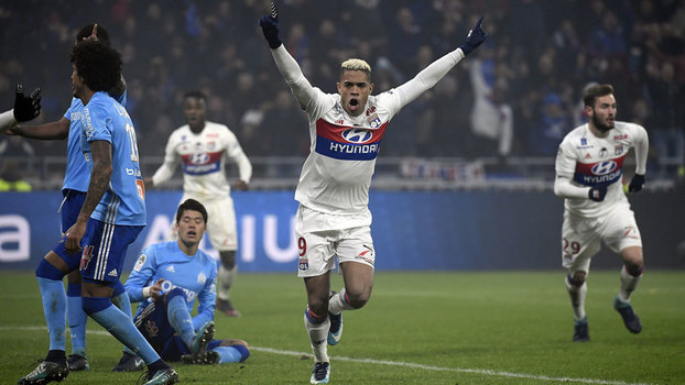 Veja os melhores momentos de Lyon 2 x 0 Olympique de Marselha