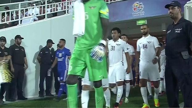 Champions League Asiática: Gols de El Jaish 0 x 3 Al Nasr