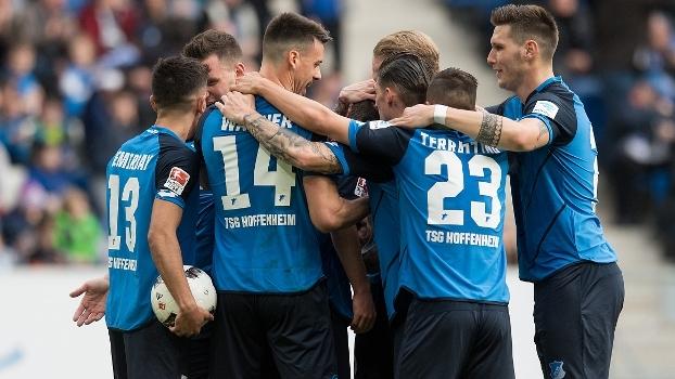 Resultado de imagem para Napoli x Hoffenheim