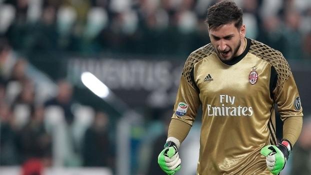 Donnarumma fez o que pôde na partida contra a Juventus; confira as defesaças do goleiro do Milan