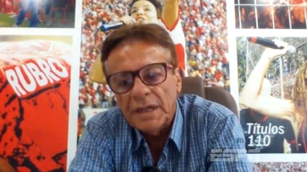 Diretor de futebol do Vitória admite planejamento antecipado para o time sem Marinho