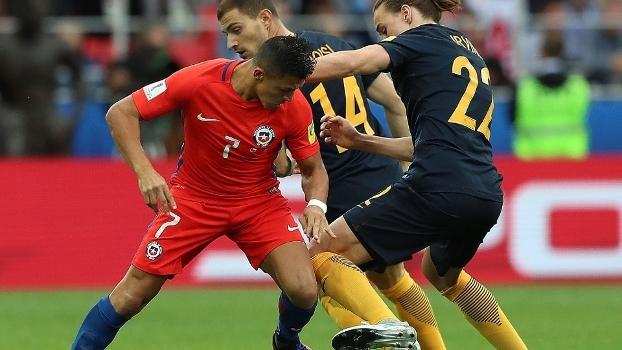 Copa das Confederações: Melhores momentos de Chile 2 x 2 Austrália