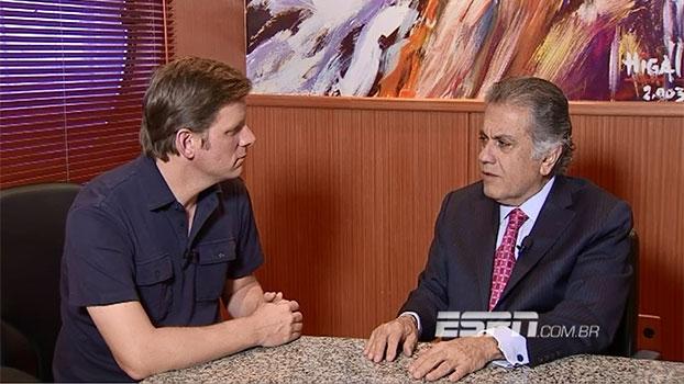 Aidar buscará reconciliação com Paulo Nobre e vê Pato, Ganso, Luis Fabiano e Alan Kardec no time de Muricy