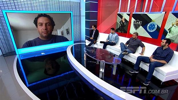 Léo Gomide analisa situação de Cruzeiro e Atlético-MG no Brasileiro