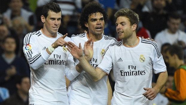 Veja os gols de Real Madrid 4 x 0 Almería