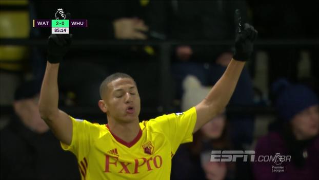 Premier League: melhores momentos de Watford 2 x 0 West Ham