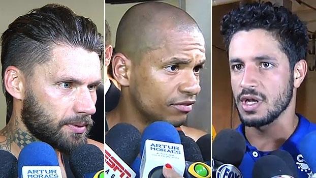 Jogadores do Cruzeiro vêem 'resultado enganoso': 'Vitória tinha que ser nossa'