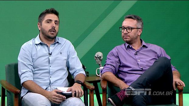 Nicola atualiza negócios do Flamengo por Walace e Love
