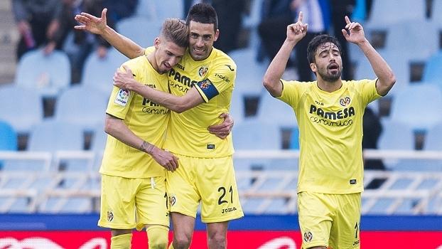 Com gol no fim, Villarreal bate Real Sociedad por 1 a 0 fora de casa