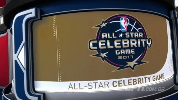 Oscar joga na NBA, e 'gringos' vencem Jogo de Novatos: resumo da 1ª noite do All-Star Weekend