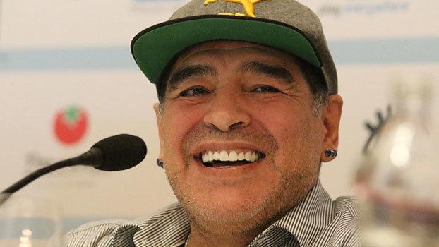 Maradona: 'Eu senti que era um cidadão de Nápoles desde o 1º dia que fui o número 10 do Napoli'