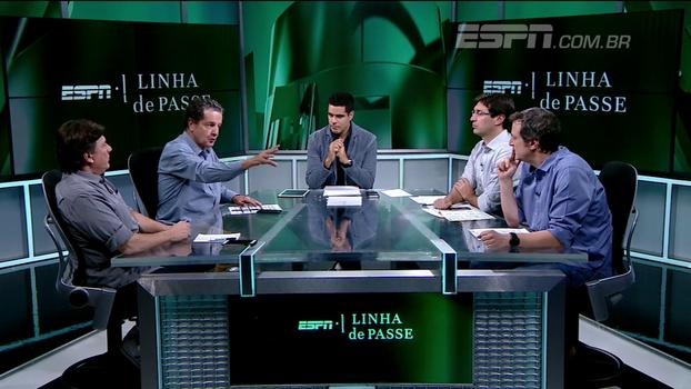 Nível do Campeonato Brasileiro é ruim, e a culpa é dos jogadores? Juca e Gian Oddi discutem no Linha de Passe
