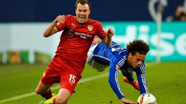 Alemão: Melhores momentos de Schalke 1 x 1 Stuttgart