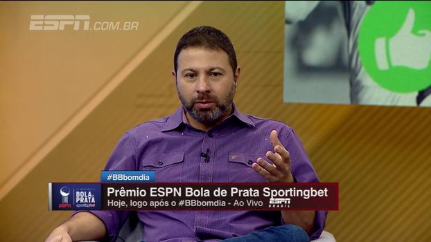 Marra usa ano da Chapecoense para analisar campeonato de Flamengo e Atlético-MG: 'Vergonha'