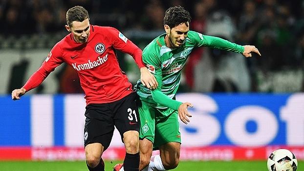 Bundesliga: nesta sexta-feira, o Eintracht Frankfurt recebe o Werder Bremen às 15h30