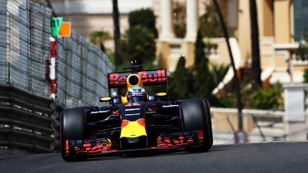 Veja como foi o treino do GP de Mônaco