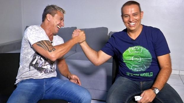 Paulo Nunes cria reality de jogadores, conta segredos, pensamentos e quase não termina gravação; veja o 'Além da Bola'