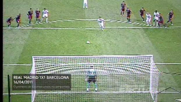 10 dias para Real Madrid x Barcelona: relembre o ano em que o 'El Clasico' aconteceu em todas as competições