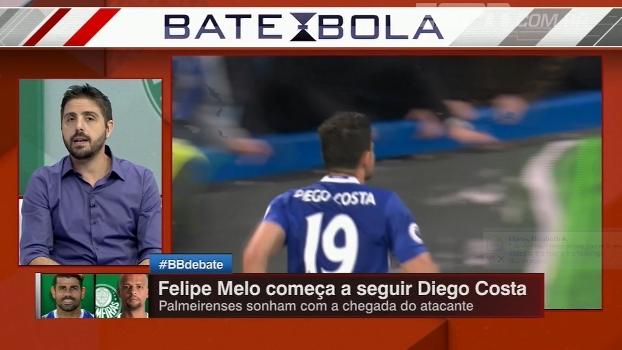 Diego Costa no Palmeiras? Entenda toda a situação do atacante do Chelsea