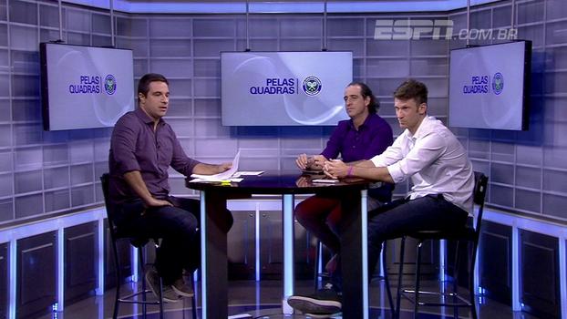 Meligeni lamenta abandono de Djokovic contra Berdych: 'É uma pena'